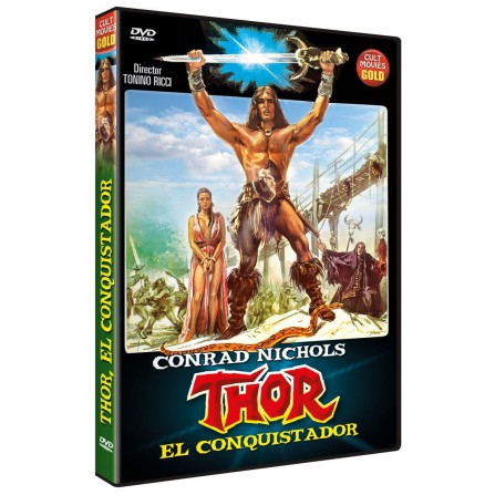 Thor el conquistador - DVD