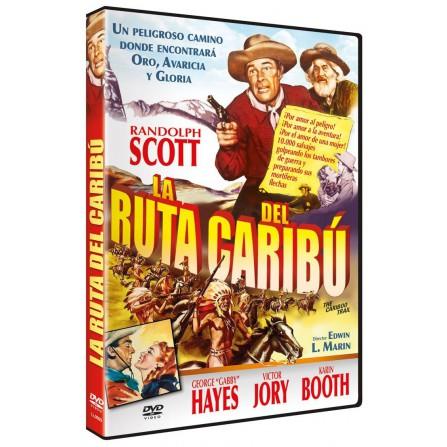 La ruta del caribu - DVD