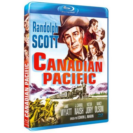 CANADIAN PACIFIC LLAMENTOL - BD