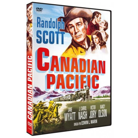 Canadian Pacific - DVD