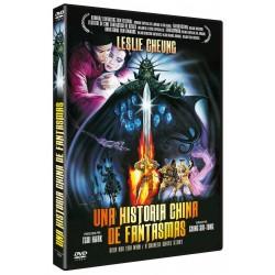 Una historia china de fantasmas - DVD