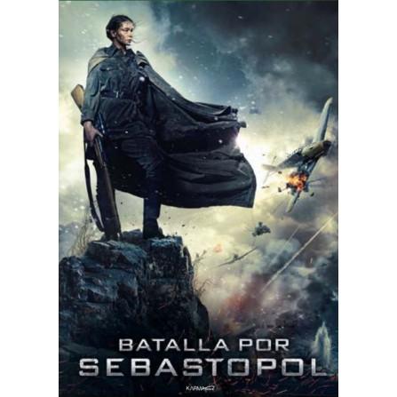 BATALLA POR SEBASTOPOL KARMA - DVD