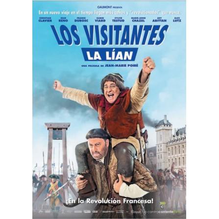 VISITANTES LA LIAN, LOS KARMA - DVD