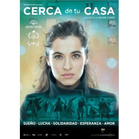 CERCA DE TU CASA KARMA - DVD