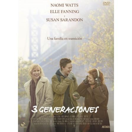 3 GENERACIONES SAVOR - DVD