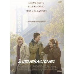 3 GENERACIONES SAVOR - BD