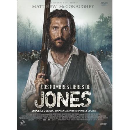 HOMBRES LIBRES DE JONES SAVOR - DVD