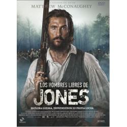 HOMBRES LIBRES DE JONES SAVOR - BD