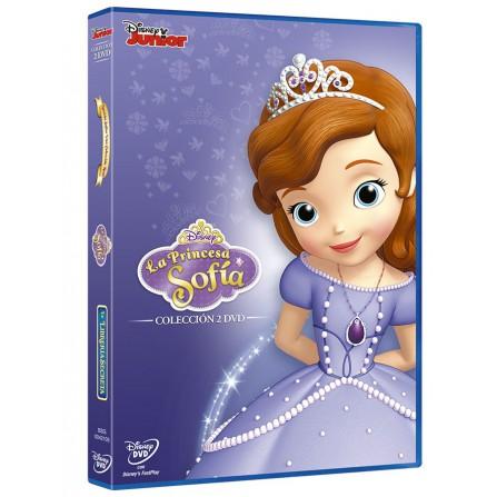 Pack Princesa Sofía: Una colección real (Volumen 7) + La librerí - DVD
