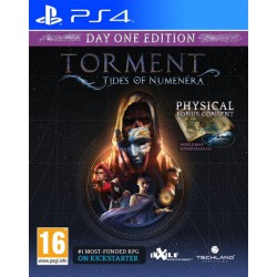 TORMENT: TIDES OF NUMENERA/PS4