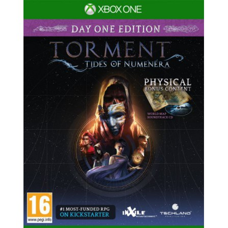 TORMENT: TIDES OF NUMENERA/X-ONE