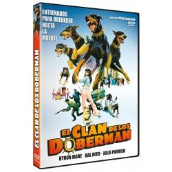 CLAN DE LOS DOBERMAN MAPETAC - DVD