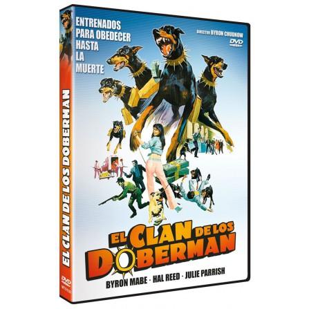 El Clan de Los Doberman - DVD