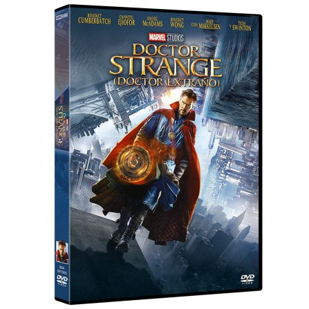 DR STRANGE (DR ESTRAÑO) DISNEY - DVD