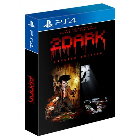 2DARK: LIMIT. EDITION/PS4
