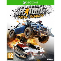 FLATOUT 4: TOTAL INSANITY/X-ONE