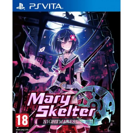 Mary Skelter Nightmares - PS Vita