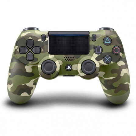Dual Shock 4 V2 Green Camo - PS4