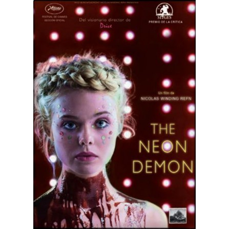 The Neon Demon - BD