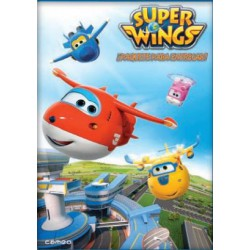 SUPER WINGS ¡PAQUETE ENTREGAR! CAMEO - DVD