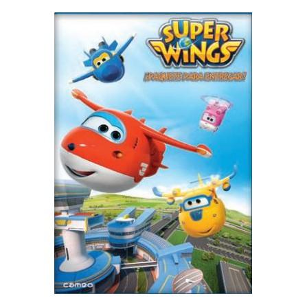 Super Wings ¡paquete entregar! - DVD