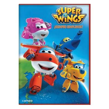 Super Wings ¡Siempre cumplimos! - DVD