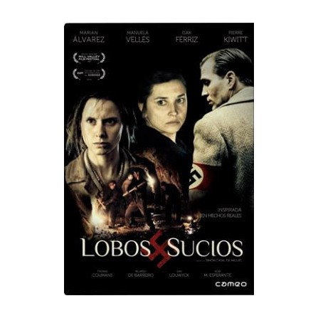 Lobos sucios - DVD