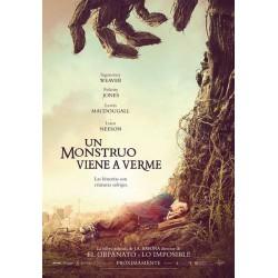 UN MONSTRUO VIENE A VERME SONY - DVD