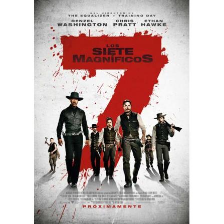 SIETE MAGNIFICOS, LOS SONY - DVD