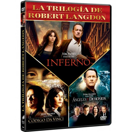TRILOGIA EL CODIGO DA VINCI SONY - DVD
