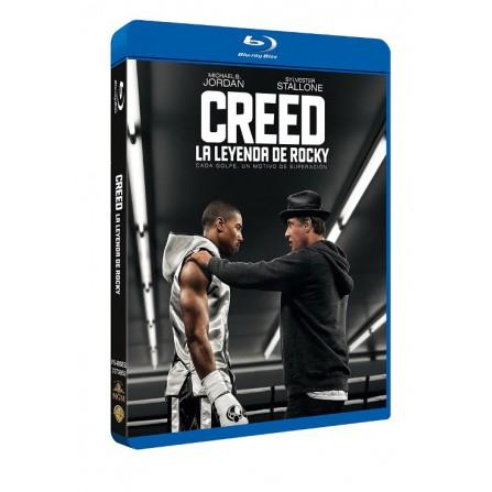 Creed. La leyenda de Rocky - BD