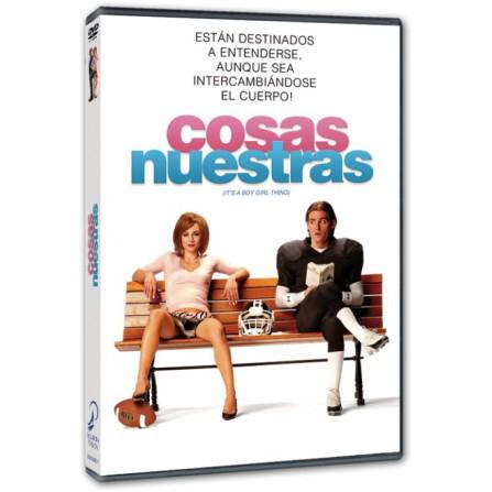 COSAS NUESTRAS FOX - DVD