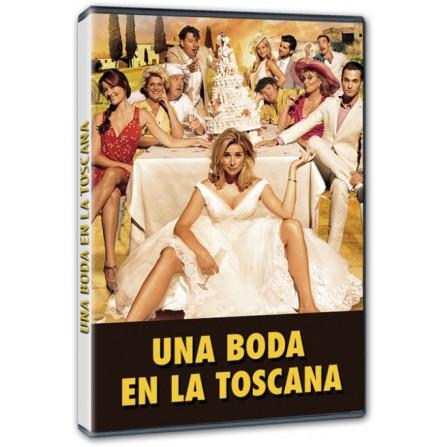 UNA BODA EN LA TOSCANA FOX - DVD