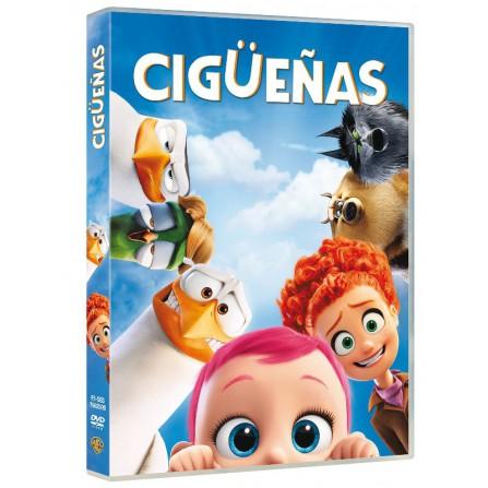CIGÜEÑAS FOX - DVD