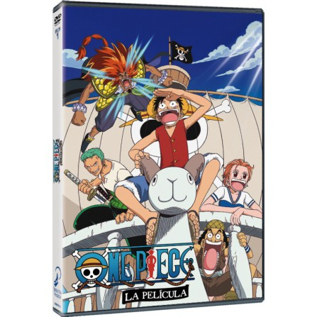 One piece (Película 1) - DVD