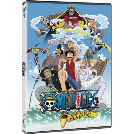ONE PIECE. PELICULA 2 FOX - DVD