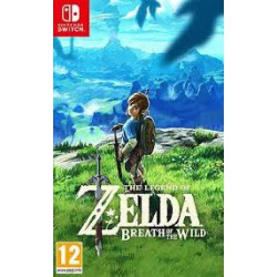 Legend of Zelda Breath of the Wild - SWI