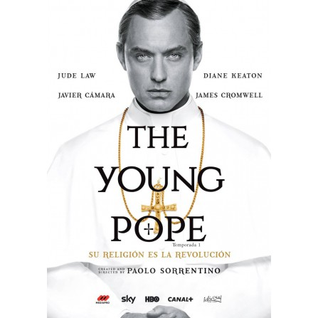 The young pope - DVD
