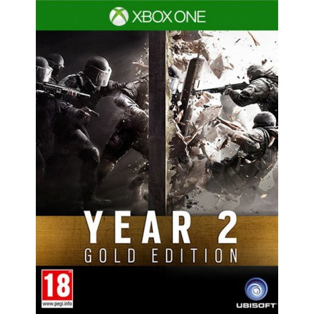 Rainbow Six Siege Year 2 Gold Edition - Xbox one