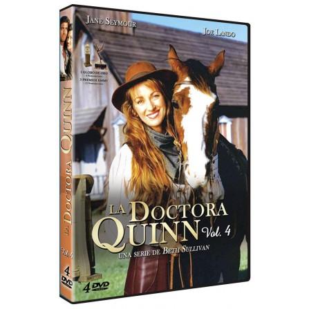 DOCTORA QUINN VOL 4 LLAMENTOL - DVD