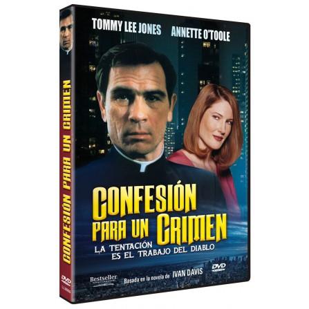 CONFESION PARA UN CRIMEN LLAMENTOL - DVD