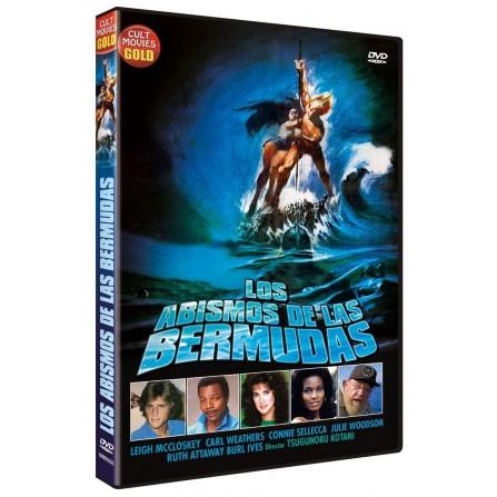 Los abismos de las Bermudas - DVD