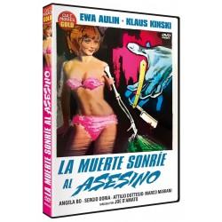 MUERTE SONRIE AL ASESINO LLAMENTOL - DVD