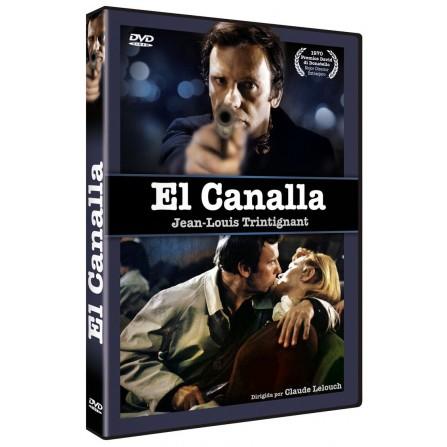 El canalla (1970) - DVD
