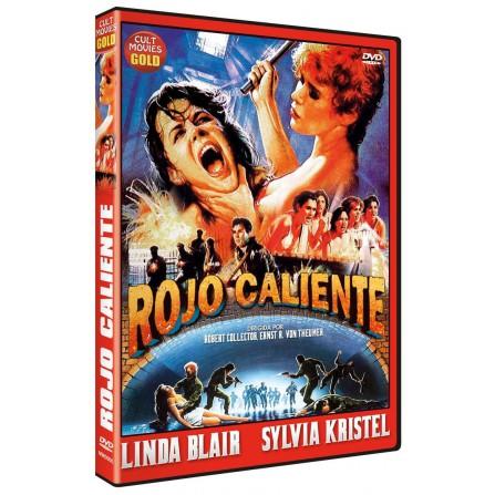 Rojo caliente - DVD