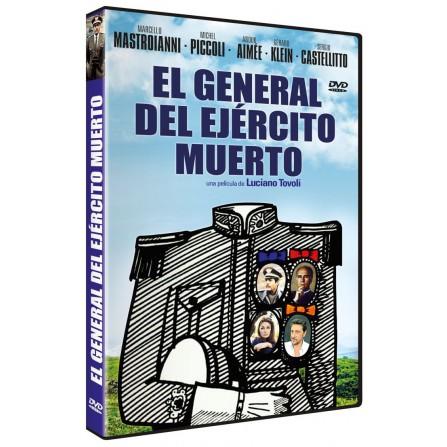 El general del ejército muerto - DVD
