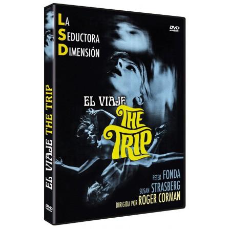 THE TRIP ( EL VIAJE ) LLAMENTOL - DVD