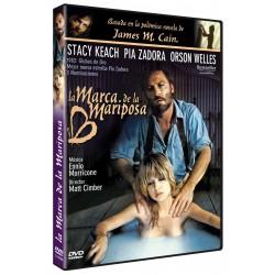 MARCA DE LA MARIPOSA LLAMENTOL - DVD