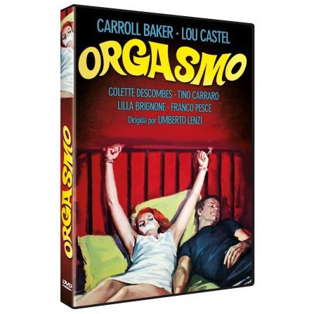 ORGASMO LLAMENTOL - DVD