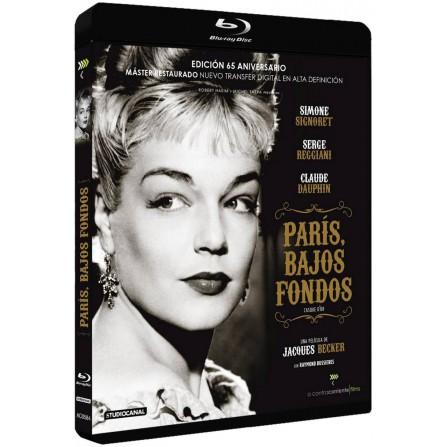 Paris, bajos fondos (Edición 65 aniversario) - BD